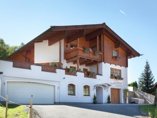 Spacious Apartment in Saalbach-Hinterglemm with Sauna