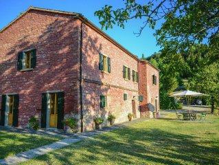 Luxurious Villa in Tredozio Tuscany with Panoramic Views