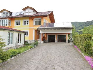 Large ground floor property near the Carinthian lakes