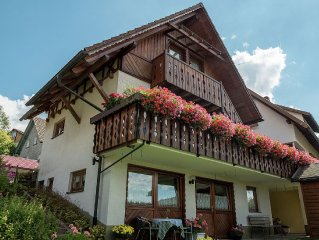 Lovely Apartment in Neukirch with Private Terrace