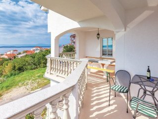 1 bedroom accommodation in Crikvenica