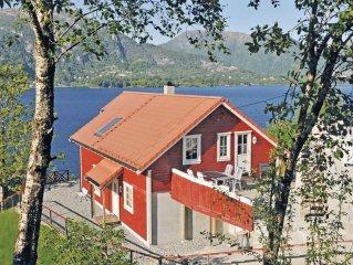 4 bedroom accommodation in Vaksdal
