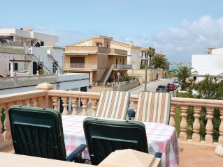 3 bedroom accommodation in Ses Covetes/Campos