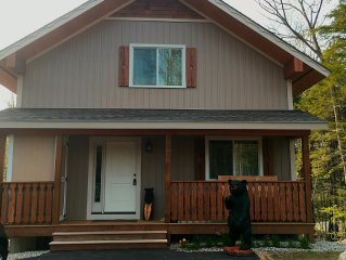 New Luxury Chalet On Quiet Street Near Story Land And The White Mountains
