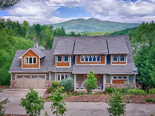 Waterfront Home - Lake James - Blue Ridge Mountains - Breathtaking Views