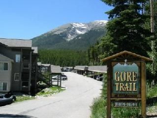 The Moose Roost... a Gore Trail Condo (Free Internet Access)