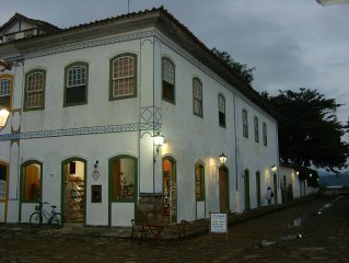 Belíssimo Casarão no Centro Histórico de Paraty