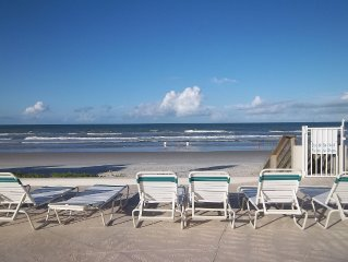 2/2 Oceanview, Updated Unit, SPECIAL NOW! NO Cars Beach! Kid Friendly ALWAYS!