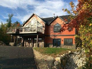 Luxurious Mountain View Home
