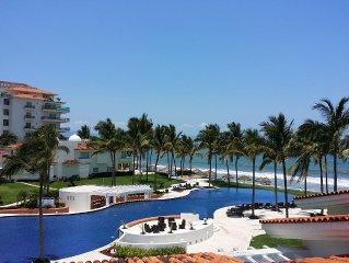 Beachfront Luxury House in Nuevo Vallarta