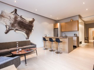 Brand new apartment in the heart of Reykjavik