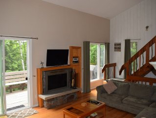 Waterville Valley; Spacious Summer House Provides the Perfect Vacation Get Away!