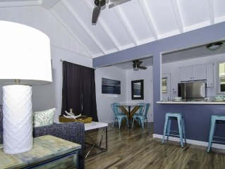 Beach Cottage Impeccably Designed