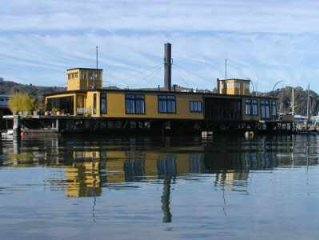 Fabulous Ferryboat on San Francisco Bay