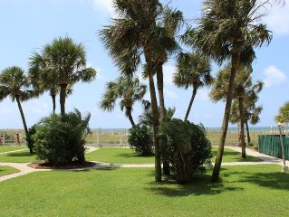 Beautiful 1st Floor Ocean Front Condo