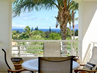 The Finest Ocean Views at the Palms at Wailea #1202