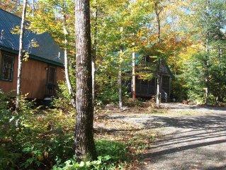 Cabin #7 at Pellerin Cove