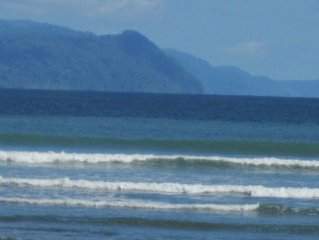 OSA PENINSULA BEACHFRONT HOME FREE SURFBOARDS, KA