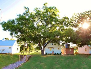 3 NEW Modern Farmhouses on 10 Acres, 5 Minutes From Main St. -- Sleeps up to 8
