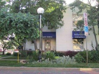 KT - #1 Ann Arbor (Bellanina) Guest House - Historic Kerrytown