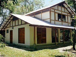 Exquisite Craftsman-built Beachfront House; Cabuya/ Montezuma, Nicoya Peninsula.