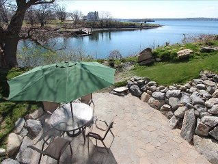 Waterfront Home on the Sakonnet - Convenient to Newport
