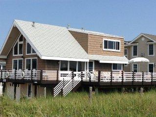 Oceanfront Single House