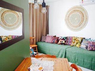 Flat no Mandakaru Residence - 01 quarto ate 06 - proximo a Praia e ao calcadao