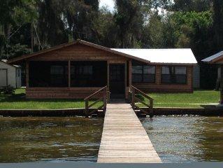 Lakefront Home on Beautiful Lake Placid