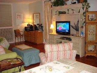 Oceanfront Shipwatch Villa on Pristine Kiawah Island Beach, South Carolina