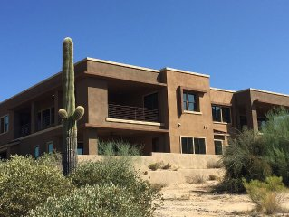 New 2 Bedroom Townhome  Across From Four Seasons Hotel In North Scottsdale.