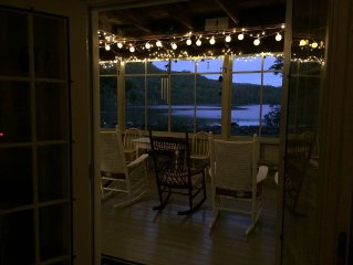 Lake Amherst Vermont Cottage  ~ Cozy Charming ~ Okemo Killington ~ Free Wifi