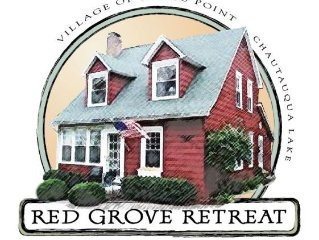 The Red Grove Retreat- Village of Bemus Point