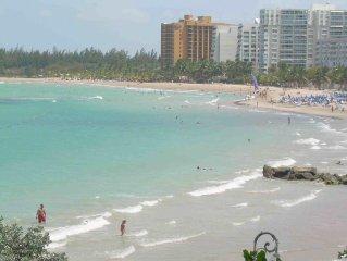 LOVELY OCEAN-VIEW STUDIO! BEACH! BEACH! BEACH!