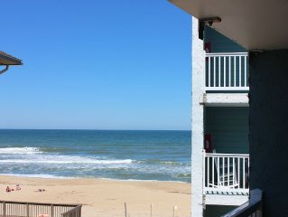 Pierview 209 - Oceanfront value, Prime weeks available