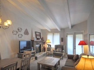 Updated, Center Village, Ski-in/Ski-Out, Outdoor Heated Pool