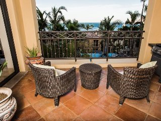 HACIENDA BEACH CLUB  Majestic Ocean View.  Most 5 Star reviews in Cabo