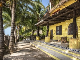 Casa Solymar is a vacationers dream come  true.