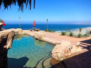 Spectacular Beachfront Private Home. Best Views in the South Bay