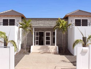 New Luxury 6 Bedroom Villa In Walking Distance To Jan Thiel Beach. Sleeps Twelve