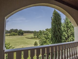 Spacious 4 Bedroom 4 Bath Golf View And Lake View, Perfect For Retreats!