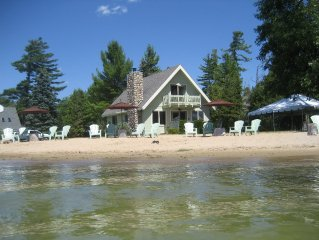 Awesome Lakefront Beach Vacation Rental - HURRY, Not Many 2017 Summer Weeks Left
