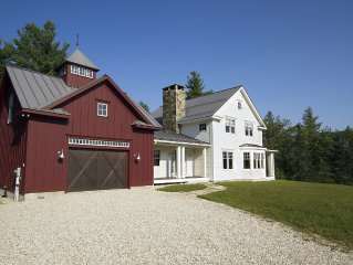 Beautiful New Country Retreat 2.5 miles To Stratton Sunbowl