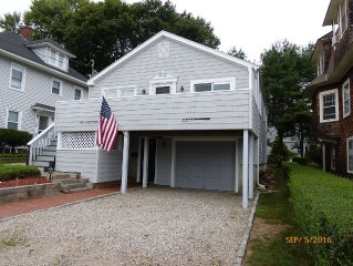 Beautiful New London Beach House With Views Of Long Island Sound, 4 Bed - 3 Bath