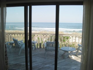Relax at a heavenly oceanfront home!!!