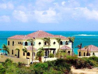 Elegant Oceanfront Villa