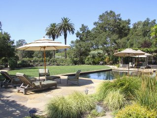 Dry Creek Valley Home and Vineyard