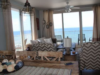 Shores Of Panama 731 -  Spectacular View! 2 reserved parking spots, 3/3 Bath