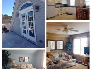 5 Bedroom Dewey Beach Condo! Walk to the ocean and Dewey Beach Nightlife!
