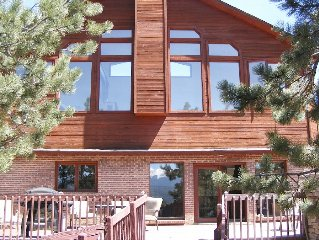 Woodland Valley, Spacious home,  Borders Natl Forest, Fabulous Views